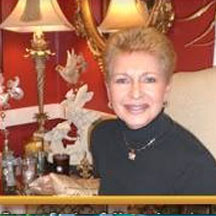 Photo of Annabelle, owner of Annabelle's Interiors, Inc. 38 College Dr. Orange Park, FL 32065