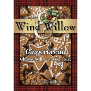 Wind & Willow Gingerbreadt Cheeseball mix