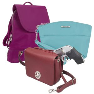 Personal Safety Handbags