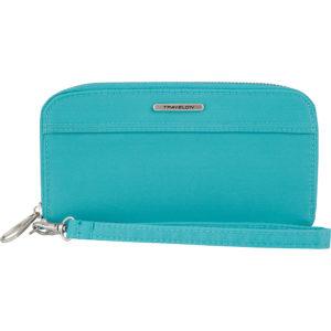 Clutch Wallet Aqua