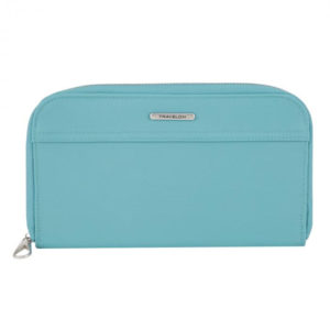 Tailored Jewelry Case Aqua