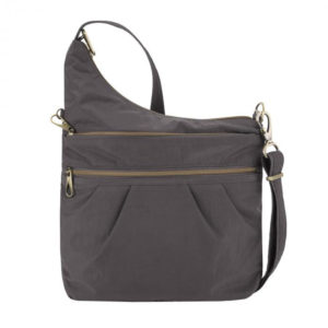 3 Compartment Cross Body Smoke