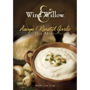 Asiago & Roasted GarlicDip Mix