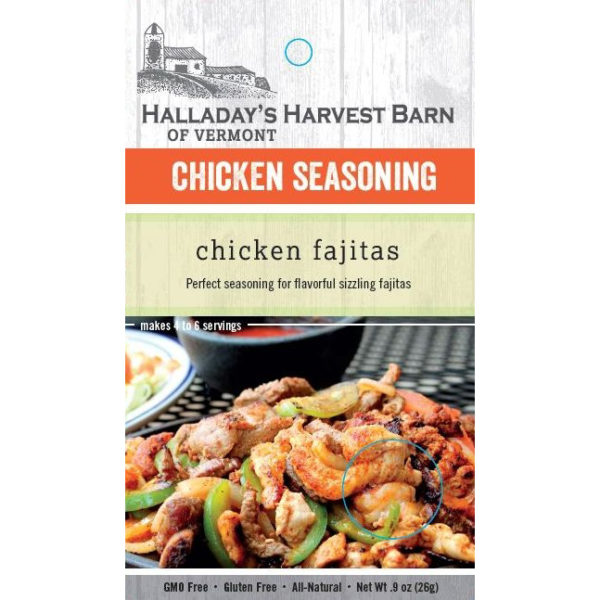 Chicken Fajitas Seasoning