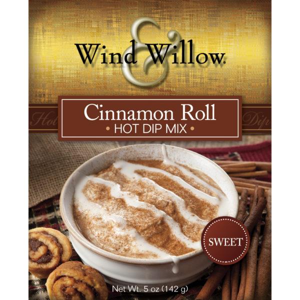 Cinnamon Roll Hot Dip Mix