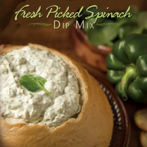 Cold Dip Mixes