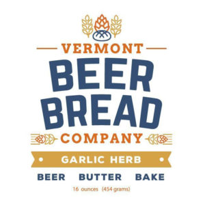 Vermont Beer Bread Mix Garlic Herb