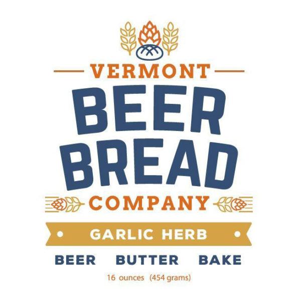 Vermont Beer Bread Mix Garlic Herb