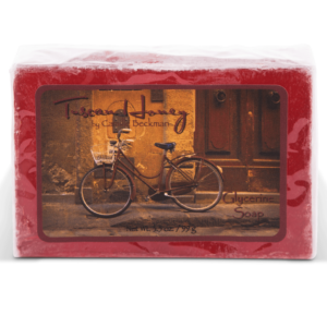Tuscan Honey Glycerine Bar Soap