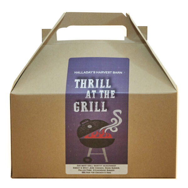 Thrill at the Grill Box Set