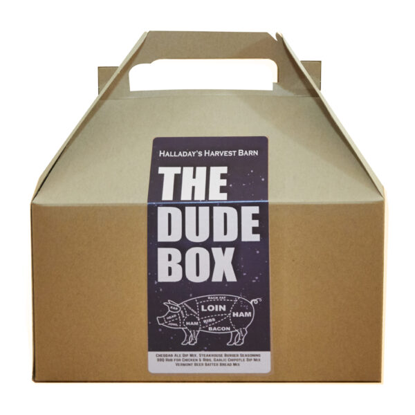 The Dude Box Gift  Set