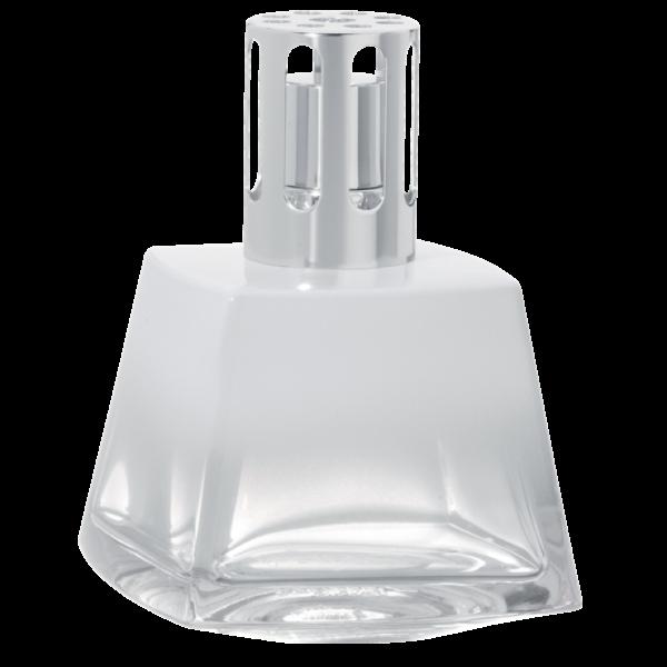 Polygon White Lampe