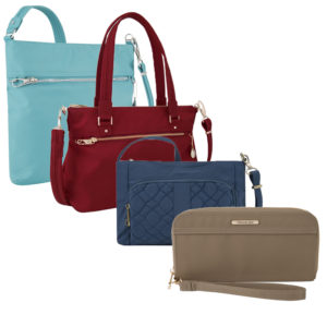 Anti-Theft Purses and Bags