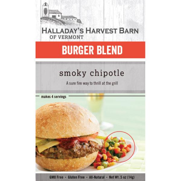 Smoky Chipolte Burger Seasoning