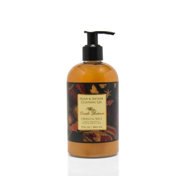 Oriental Spice Hand & Shower Cleansing Gel 13oz