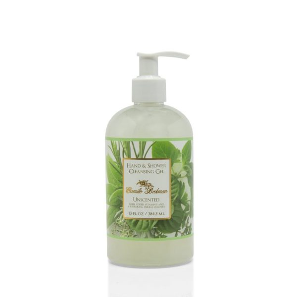 Vitamin E Unscented Hand & Shower Cleansing Gel 13oz