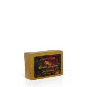 Oriental Spice Glycerine Bar Soap