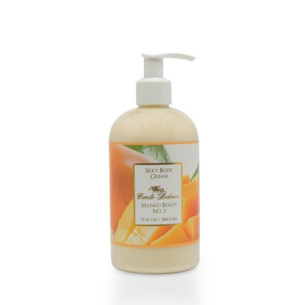 Mango Beach Silky Body Cream 13oz
