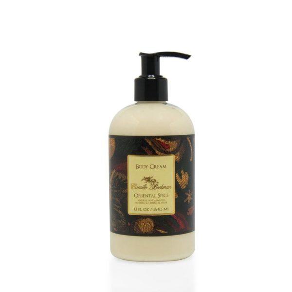 Oriental Spice Silky Body Cream 13oz