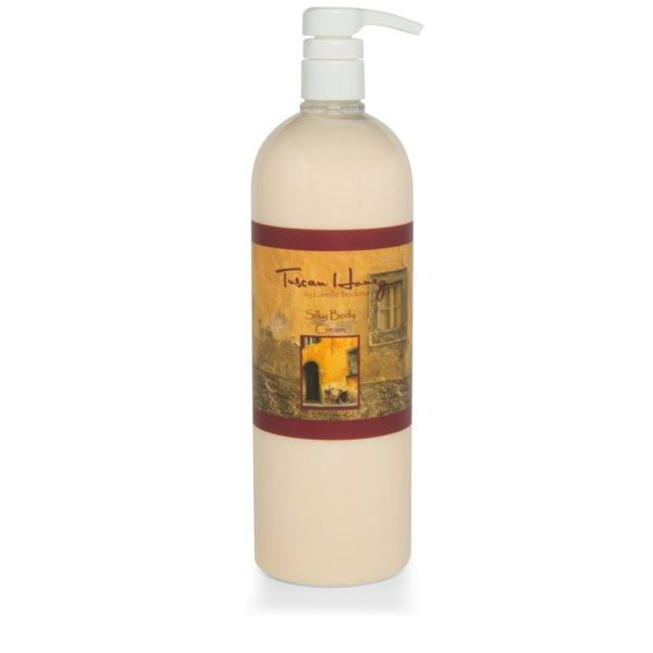 Tuscan Honey Silky Body Cream 32oz