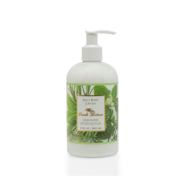 Vitamin E Unscented Silky Body Cream 13oz