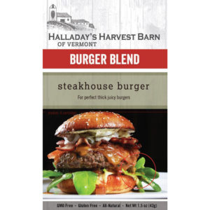 Steakhouse Burger Seasoning