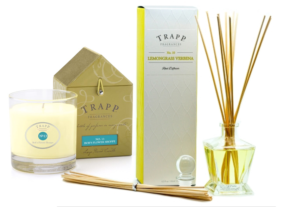 Trapp Candles and fragrances